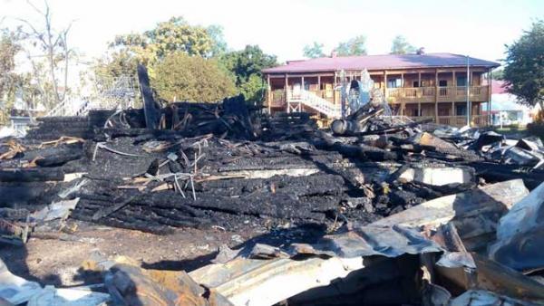 Катастрофа в«Виктории»: похороны Насти Кулинич 25сентября