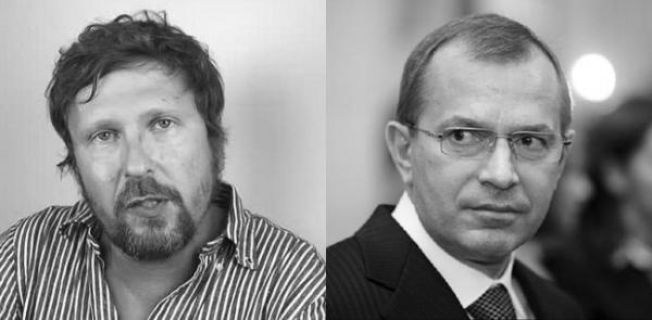 Анатолий Шарий и Андрей Клюев