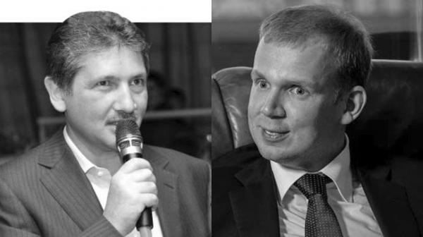 Игорь Андреев и Сергей Курченко