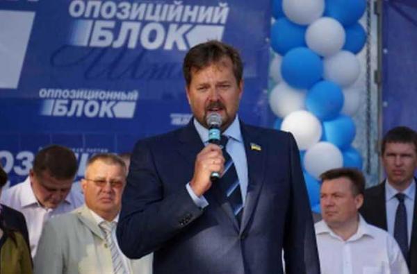 Депутат Рады пригрозил уехать в РФ вместе счастью украинской территории