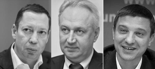 Кирилл Шевченко, Вадим Копылов, Руслан Цыплаков