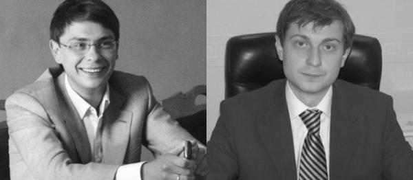 Димитрий и Леонид Крючковы