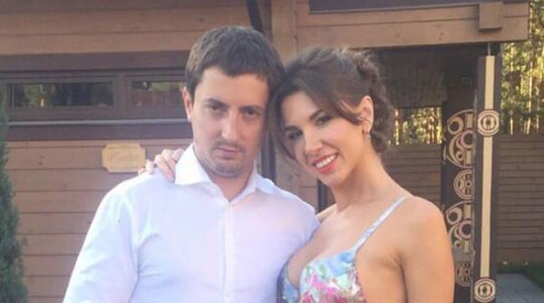 Евгений Шевцов и Алена Дегрик