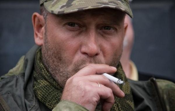 Дмитро Ярош.