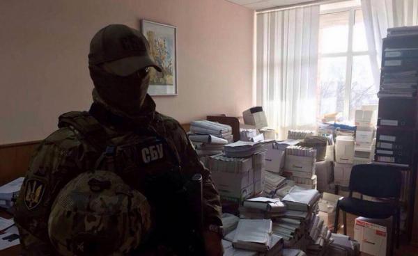 СБУ раскрыла коррупционную схему вХерсоноблэнерго, которое принадлежит российской фирмы