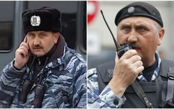 Прежний командир «Беркута», разгонявший Майдан, продолжает «винтить» протестующих в столице России