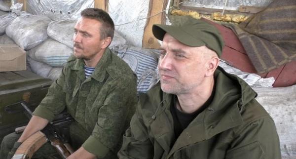 СБУ возбудила дело против Захара Прилепина