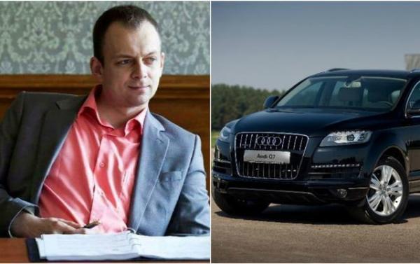 Соломенский суд наложил арест наимущество скандального экс-следователя ГПУ Суса