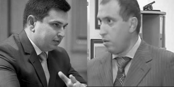 Артем Сытник и Вадим Альперин