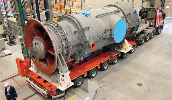 Siemens примет меры, чтобы недопустить применения еетурбин вКрыму