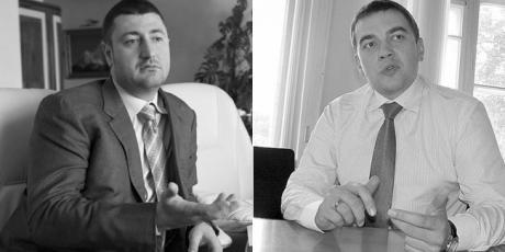 Олег Бахматюк и Максим Мартынюк