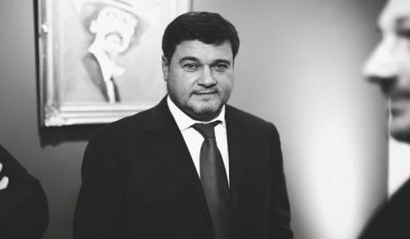 Виктор Бондик