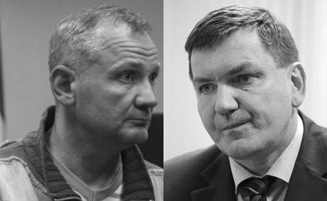 Иван Бубенчик и Сергей Горбатюк