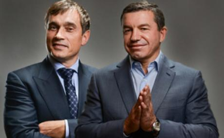 Василий Хмельницкий и Андрей Иванов