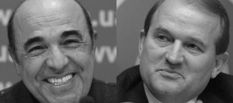 Вадим Рабинович и Виктор Медведчук