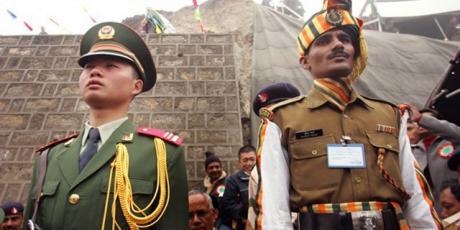 Индия и Китай стоят на пороге войны