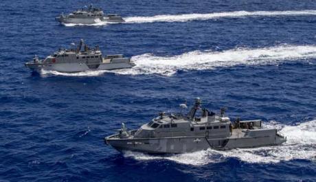 патрульные катера Mark VI