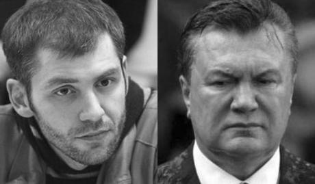 Константин Килимник и Виктор Янукович