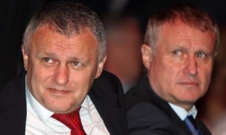 Игорь и Григорий Суркис